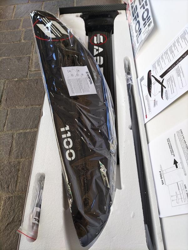 Moses - Kit 1100 Wing Foil