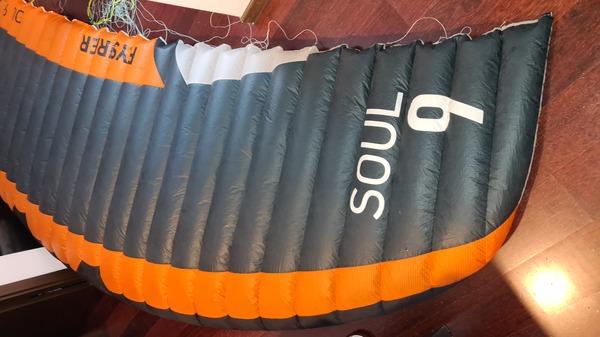 Flysurfer - SOUL 9