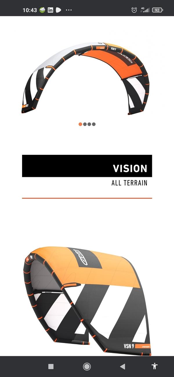 Rrd - RRD VISION Y26 2021 CON BARRA