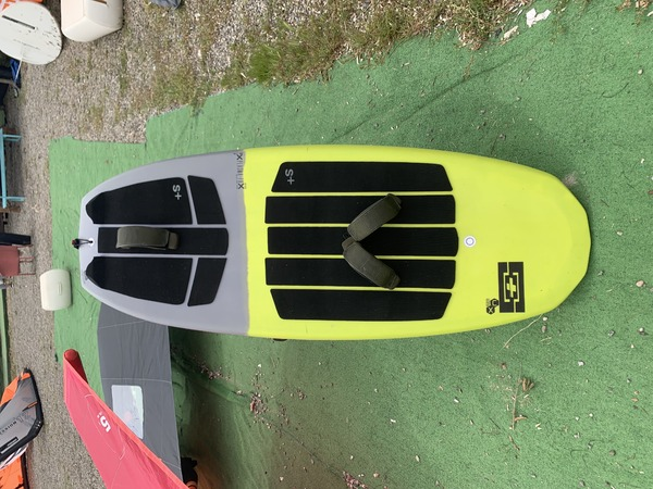 altra - S+surfboard Plasma fx