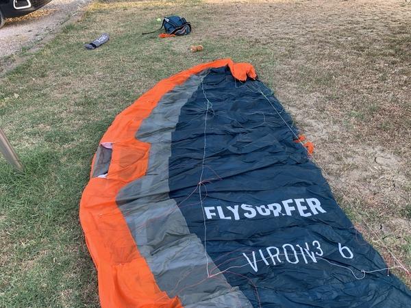 Flysurfer - Viron 3 6 metri