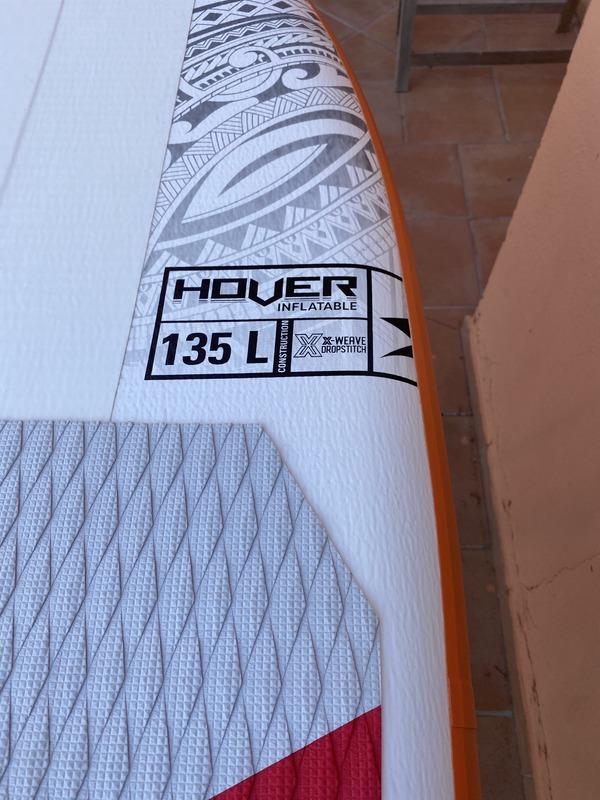 Naish - hover 135
