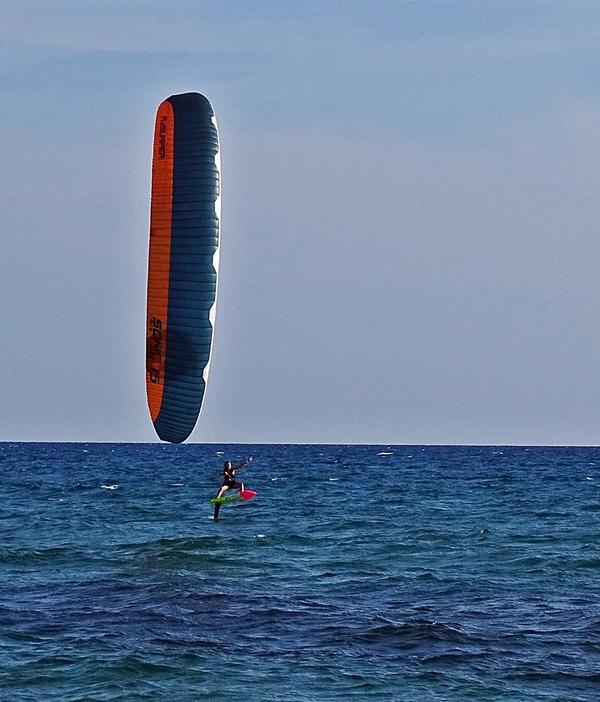 Flysurfer - sonic race