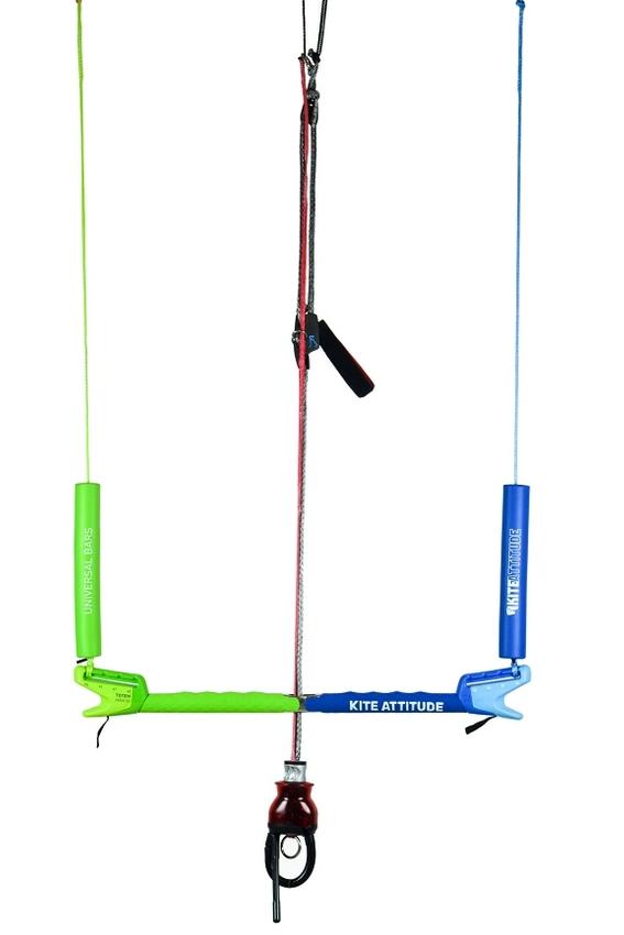 Kiteattitude - UNIVERSAL VARIO Kite-Bar, 55, 60 or 65 cm