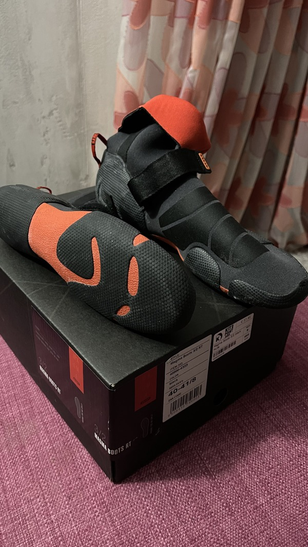 Ion - Magma boots rt