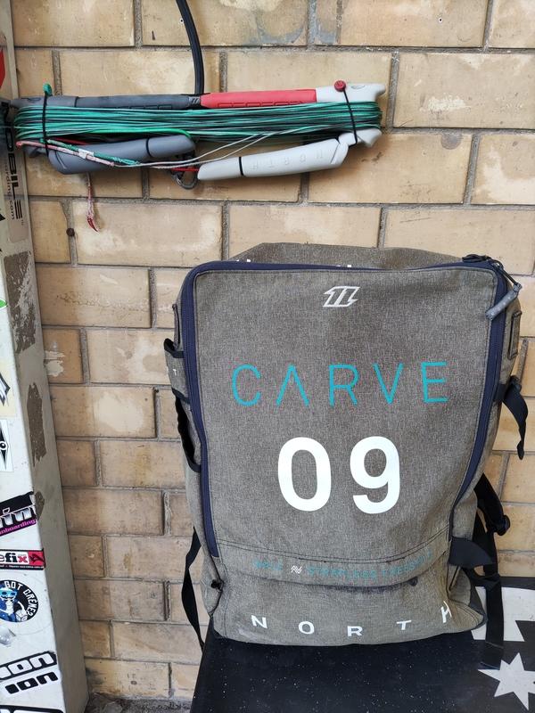 North - Carve 09 con Barra