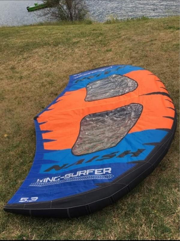 Naish - wing surfer 5.3