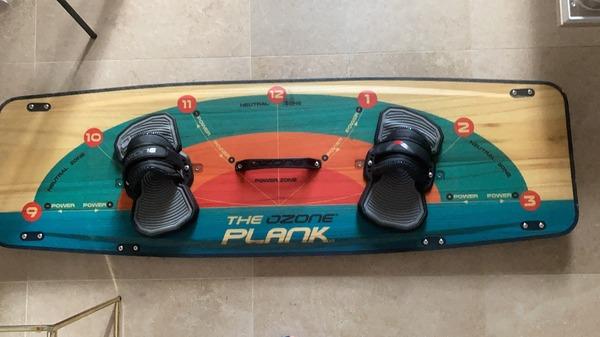 Ozone - Plank V1