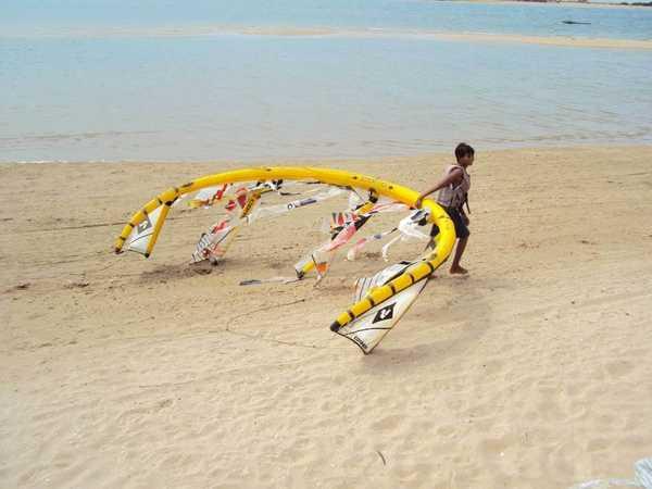altra - compro kite rotti non riparabili
