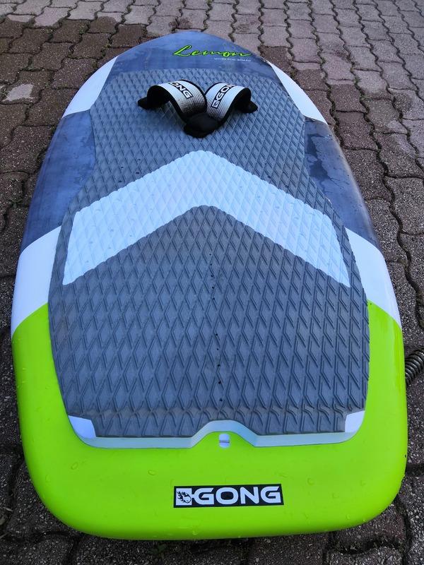 altra - Gong wing Wing board lemon 4 10
