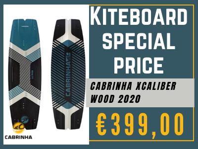 Cabrinha - Xcaliber Wood 2020 >> SPECIAL PRICE
