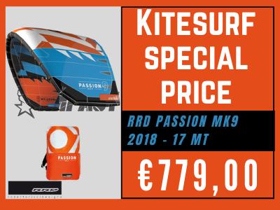 Rrd - RRD PASSION MK9 2018 >> PREZZO IMBATTIBILE!