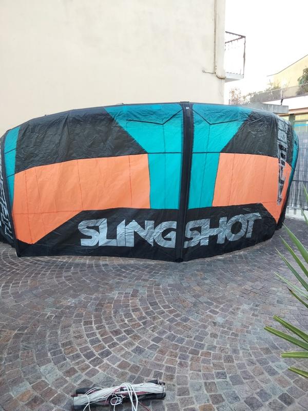 Slingshot - RPM 12