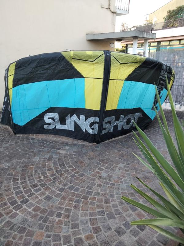 Slingshot - Rpm8