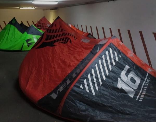 Cabrinha - Velocity 16 mq