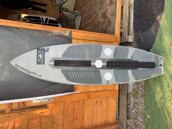 altra - Splus surfboard Revelation 5.4