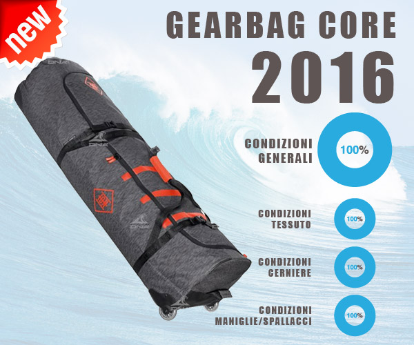 Ion - Sacca Gearbag Core 2016