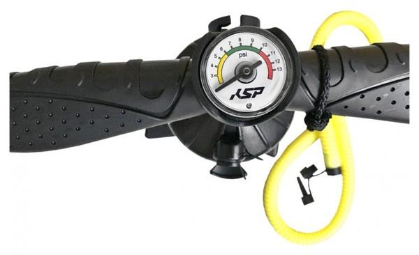 KSP - Kite Fast Pump Pompa per Kite con Beccucci Universali