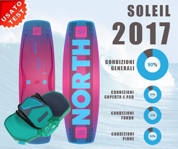 North - SOLEIL + ENTITY 136/39 2017