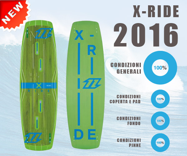 North - X-Ride 135 2017