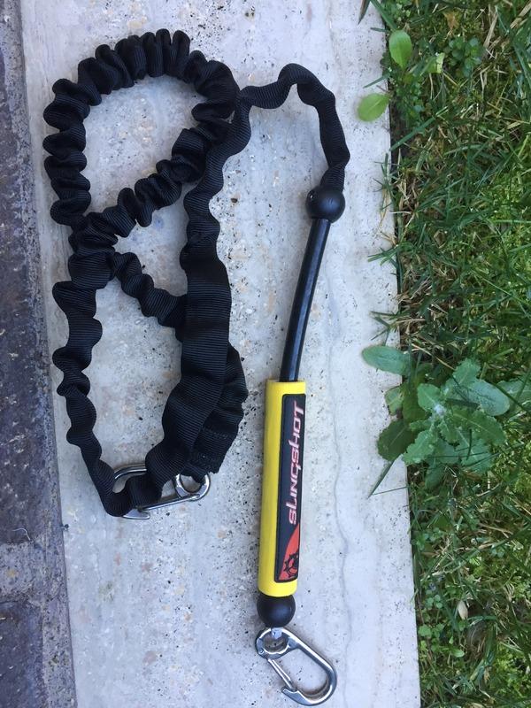 Slingshot - leash