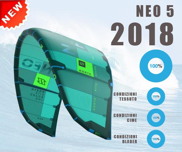 North - North Neo 5 verde 2018