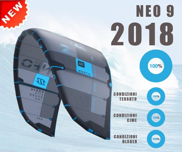 North - North Neo 9 carbon 2018