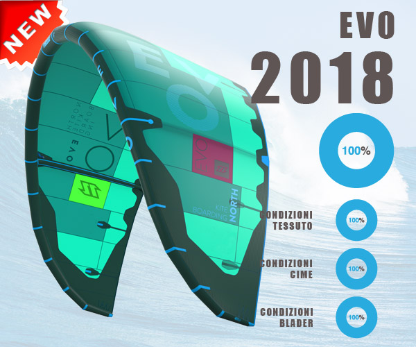 North - Evo 9 2018