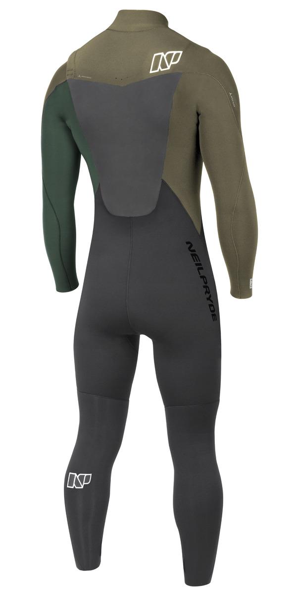 Neil Pryde - RISE Fullsuit 5/4/3 Front zip Tg S