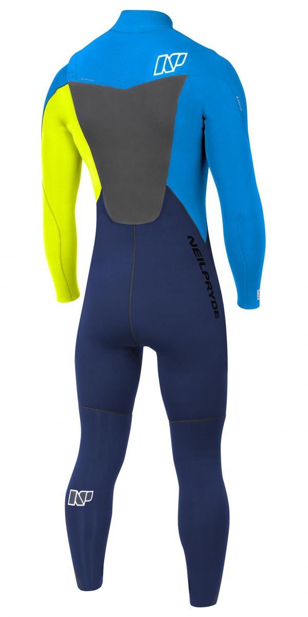 Neil Pryde - RISE Fullsuit 5/4/3 Front zip TG M