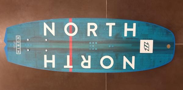 """North - hydrofoil 2018- FREE FOIL 5'0"""""""