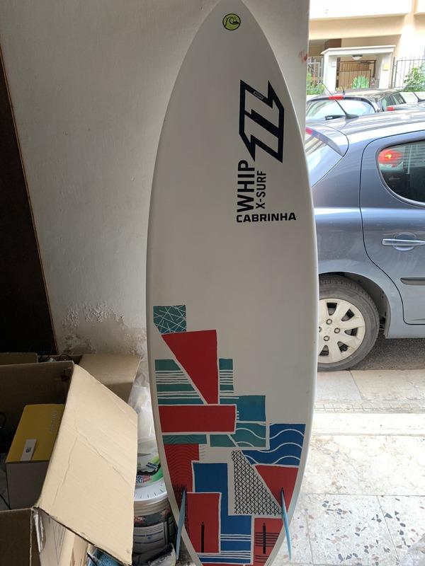 North - Whip xsurf 6''