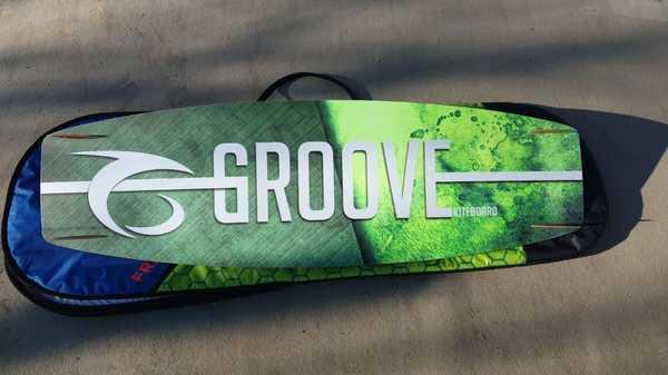 Groove - Tornado 140x42