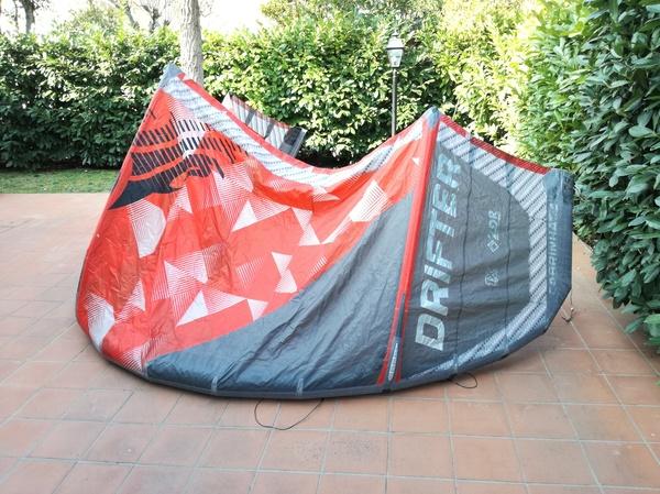 Cabrinha - Wave Drifter 9.0 mq
