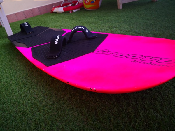 Groove - Race full Carbon x hydrofoil
