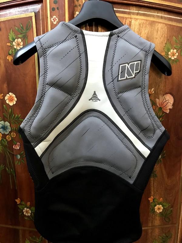 NP - Impact Rise 2018 zip Laterale taglia M