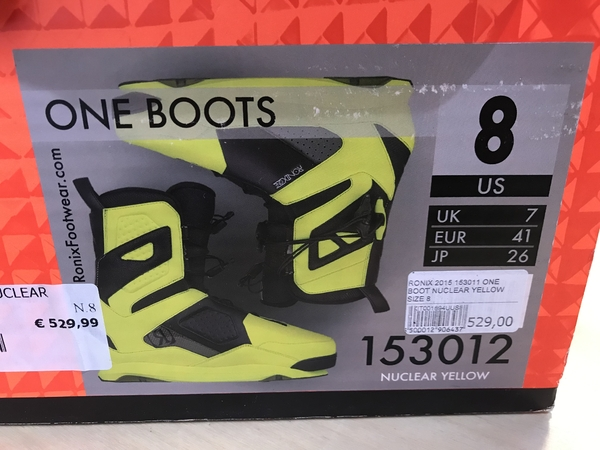 Ronix - Ronic ONE BOOT 2015