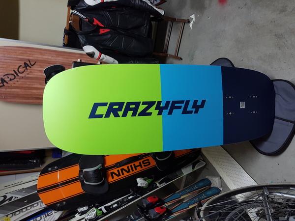 Crazyfly - Chilly