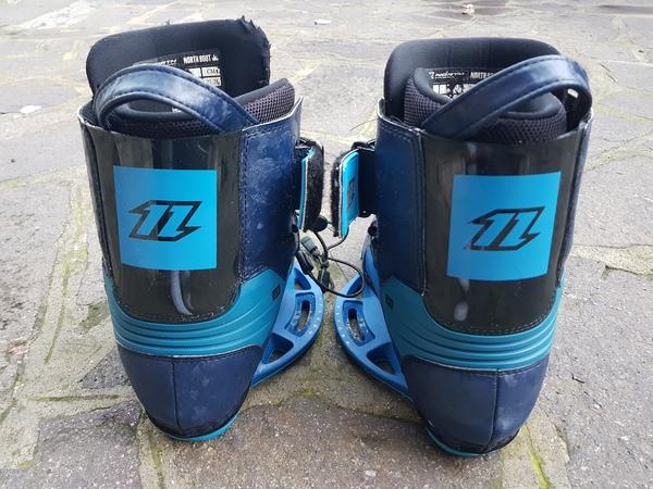 North - pop boots 2017