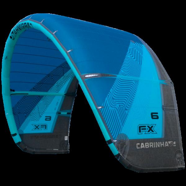 Cabrinha - FX 2018 12 mt Nuovi -40%