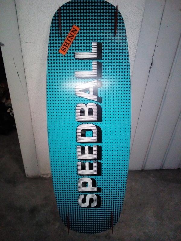 altra - Shinn speedball