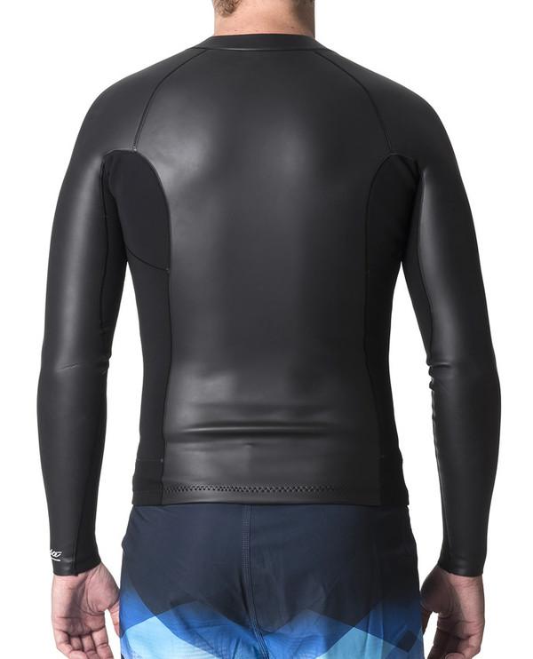 Rip Curl - Aggrolite 15mm long sleeve front zip jacket WVE6MM