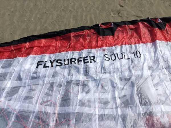 Flysurfer - Flysurfer SOUL 10m luglio 2019