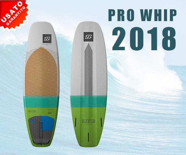 North - North Pro Whip 2018