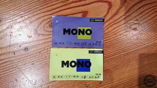 North - Mono 9 2017 scontatissimo!!