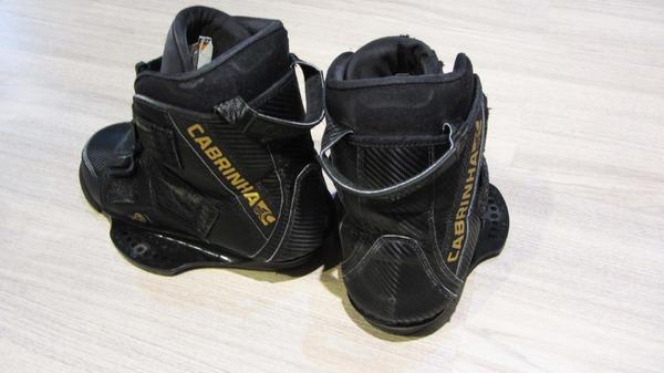 Cabrinha - H3 Boots Usati Buone Condizioni €89