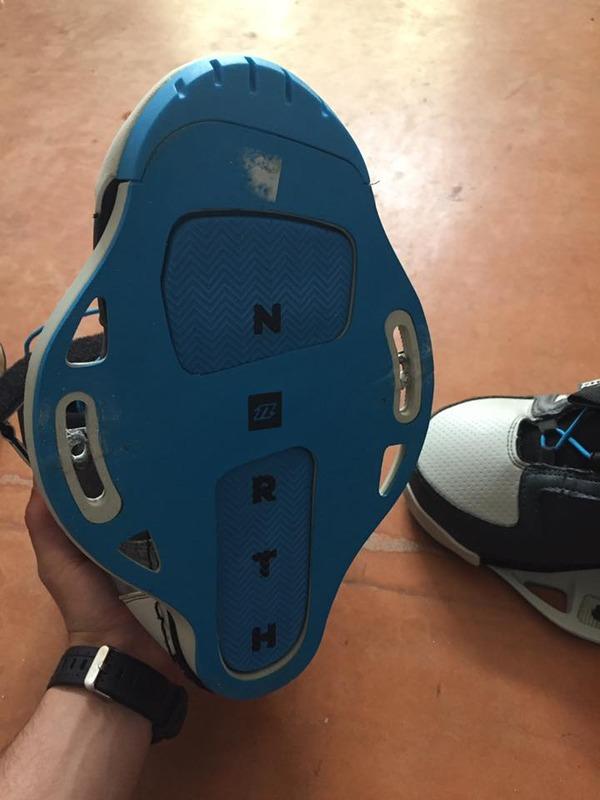 North - pop boots