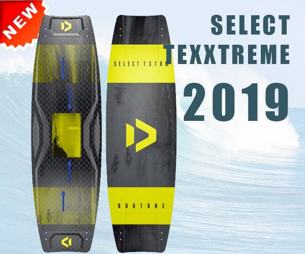 Duotone - Select Texxtreme 135 x 40 - 2019