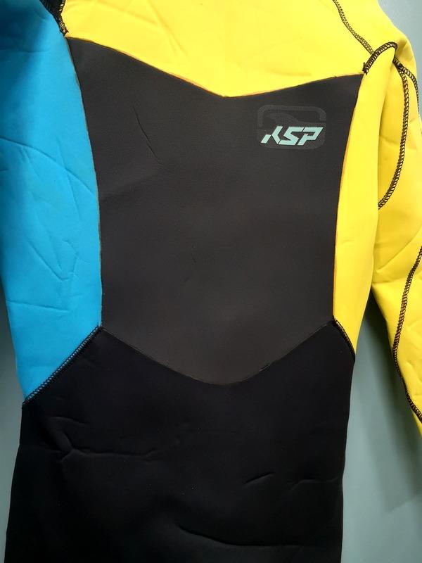 KSP - Muta Royal Pro 3/2 M Blue/Yellow