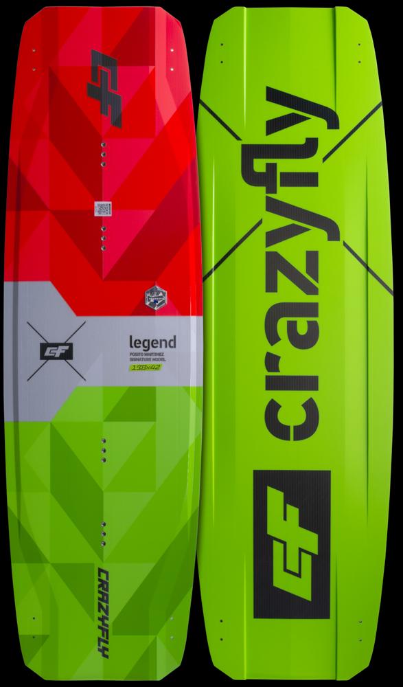 Crazyfly - Legend